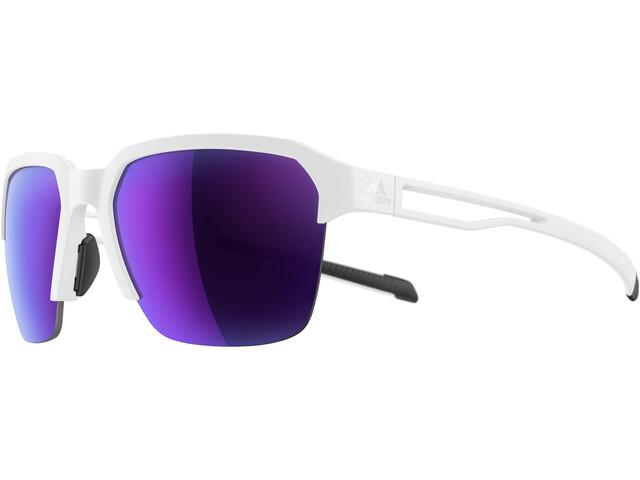 adidas Xpulsor Lunettes, white mattgrey/violett